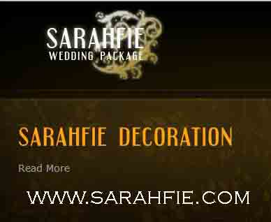Dekorasi wedding bandung info vendor wedding dekorasi vendor httpsarahfie junglespirit Gallery